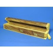 Color Wooden Incense Stick Box Storage