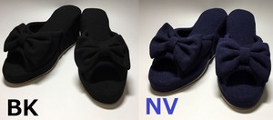 Heel Ribbon Slipper