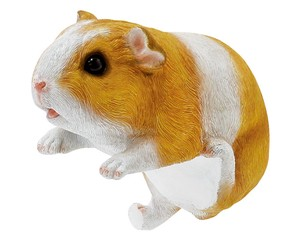 Cheerful Friends Short Guinea pig Ornament