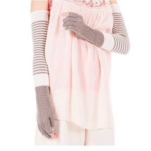 Silk Silk Five Fingers Arm Cover
