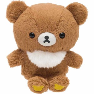 Rilakkuma Petit Soft Toy Brown