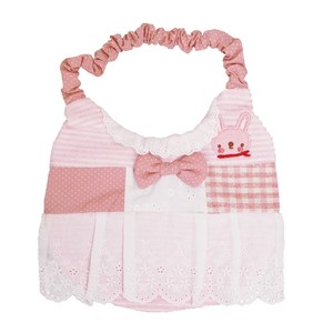 Baby Princes Bib Light Pink