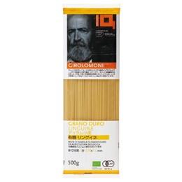 ジロロモーニ デュラム小麦 有機リングイネ