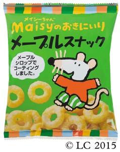 メイシーメープルスナック 35G【お菓子】