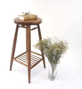 Old Pine Stool 2 type