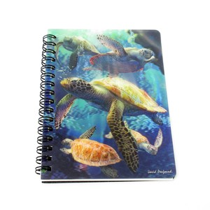 Stationery Ring Notebook Sea Turtle