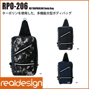 Multiple Functions Body Bag Real Design