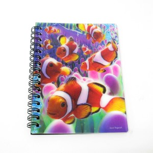 Stationery Ring Notebook Clownfish