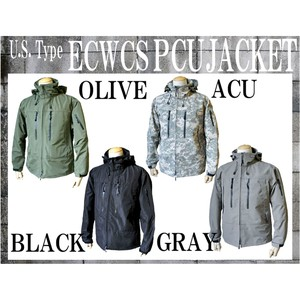 Type Jacket 4 Colors