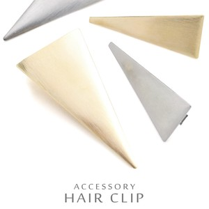 Metal Triangle Clip Edge