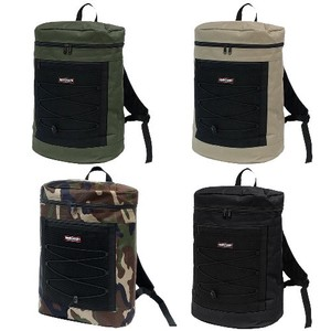 Helmet Drum Backpack Daypack