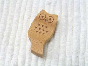 Owl Chopstick Rest Beach