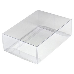 Hand Maid Material Transparency Box