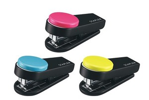 Max Compact Stapler Color Mick