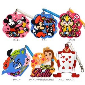 Disney Rubber Commuter Pass Holder