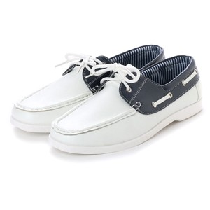 Deck Shoes White