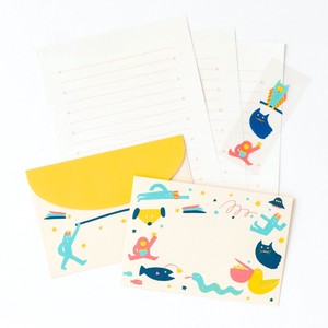 <レターセット>cheerful letter set ATL-02 UCHUU