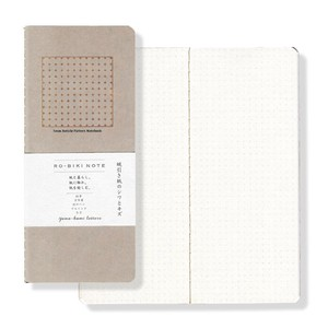 """RO-BIKI NOTE"" BASIC SERIES Cross Notebook"