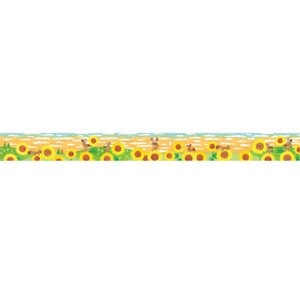 Yellow Washi Tape Beginning of Autumn