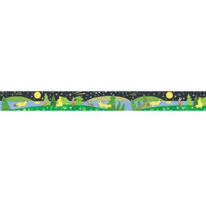 Yellow Washi Tape