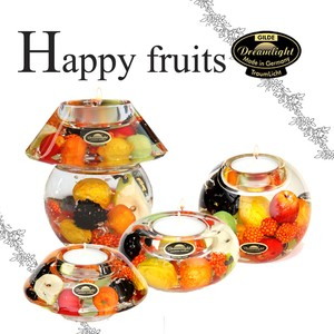 Candle Holder Happy Fruit Dream Light