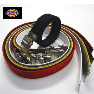 Dickies Design 2mm Plain Belt