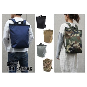 Tote Backpack 6 Colors Bag