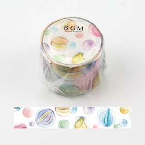 Washi Tape Life Glass Ball Washi Tape