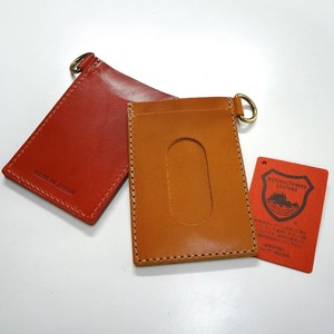 Tochigi Leather Commuter Pass Holder