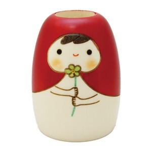 Saburo Kokeshi Slightly Toothpick