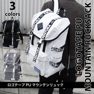 Tape Mountain Backpack Ladies Men's