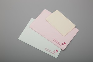Passbook Card SEAL Case Set Heart