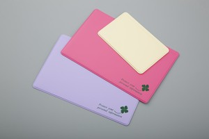 Passbook Card SEAL Case Set Clover