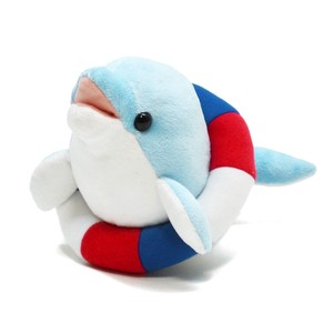 Soft Toy Short Dolphin