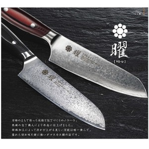 YAXELL Petty Knife Santoku Knife Chef Knife