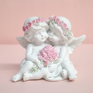 Rose Bouquet Angel