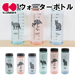 Bento (Lunch Box) Product ONISHI-KEN SEIHAN Water Bottle