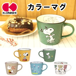 Character Merchandize Snoopy Color Mug