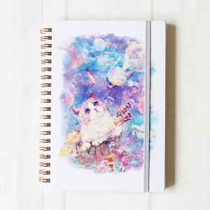 Ring Notebook kyou wa donna hi Picture Book