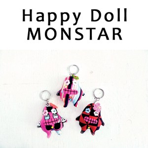 Happy doll MONSTER