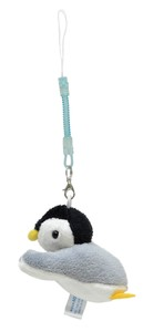 Strap Mobile Phone Cleaner Baby Penguin