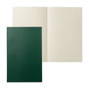 THE BASIC Notebook Green
