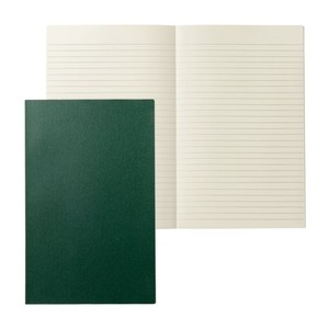 THE BASIC Notebook Line Green