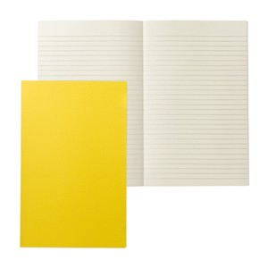 THE BASIC Notebook Line Yellow