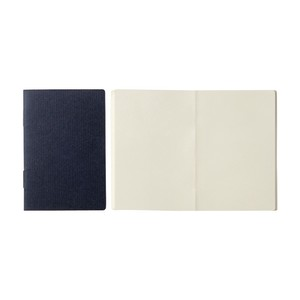 THE BASIC Notebook Navy