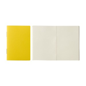 THE BASIC Notebook Yellow