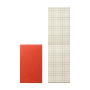 THE BASIC Pocket Notebook Orange