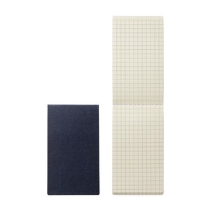 THE BASIC Pocket Notebook Navy