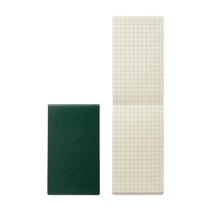 THE BASIC Pocket Notebook Green
