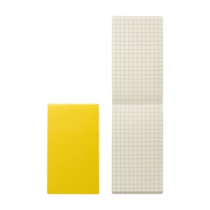 THE BASIC Pocket Notebook Yellow